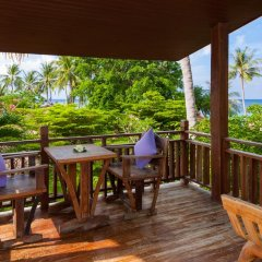 Отель Palm Leaf Resort Koh Tao 3* Номер Делюкс с различными типами кроватей фото 2