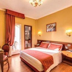 Отель Impero 3* Стандартный номер с различными типами кроватей фото 2