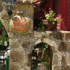 Отель Side Doga Pansiyon Стандартный номер фото 42