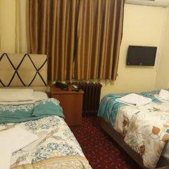 Istanbul Paris Hotel & Hostel Стандартный номер разные типы кроватей