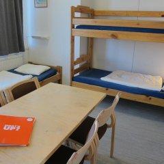 Stadion Hostel Helsinki Стандартный номер с разными типами кроватей