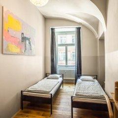 Ahoy! Hostel Номер категории Эконом с 2 отдельными кроватями (общая ванная комната) фото 2