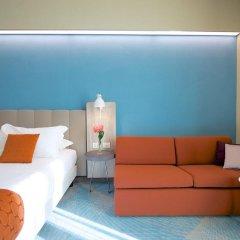 Отель Mercure Firenze Centro 4* Стандартный номер с различными типами кроватей фото 3