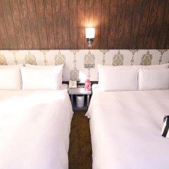 Ximen 101-s HOTEL 3* Стандартный семейный номер с различными типами кроватей фото 7