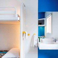 Отель hotelF1 Paris Porte de Montreuil ванная