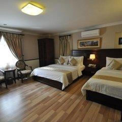 Sunflower Hotel & Spa 3* Люкс с различными типами кроватей фото 4