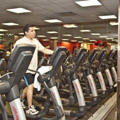 Отель Vanderbilt YMCA фитнесс-зал фото 3