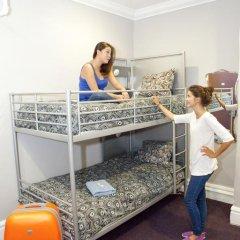 Отель USA Hostels San Francisco Номер с общей ванной комнатой с различными типами кроватей (общая ванная комната) фото 12