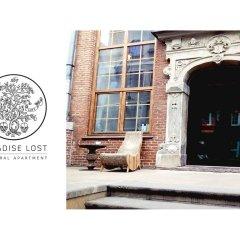 Отель Paradise Lost Улучшенные апартаменты с различными типами кроватей фото 5