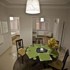 Апартаменты Mete Apartments питание