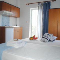 Mediterranean Hotel Apartments & Studios Студия с различными типами кроватей