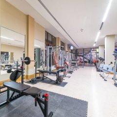 Отель Grand Nosalowy Dwor Закопане фитнесс-зал фото 3