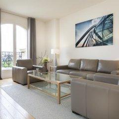 Отель Résidence Charles Floquet 2* Апартаменты с различными типами кроватей фото 16