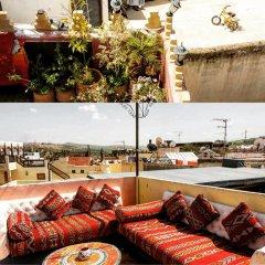 Отель Riad Verus Марокко, Фес - отзывы, цены и фото номеров - забронировать отель Riad Verus онлайн бассейн