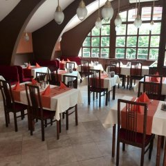 Отель Park Hotel Hévíz Венгрия, Хевиз - отзывы, цены и фото номеров - забронировать отель Park Hotel Hévíz онлайн питание фото 2