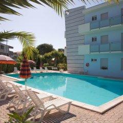Hotel Kon Tiki Нумана бассейн фото 2