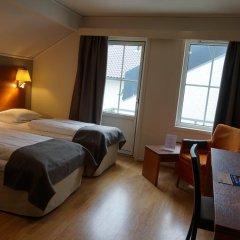 Marché Rygge Vest Airport Hotel 3* Стандартный номер с различными типами кроватей фото 13