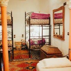 Отель Riad Verus Марокко, Фес - отзывы, цены и фото номеров - забронировать отель Riad Verus онлайн комната для гостей фото 5