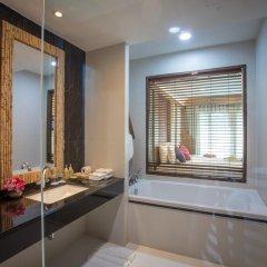 Отель Tup Kaek Sunset Beach Resort 3* Номер Делюкс с различными типами кроватей фото 24