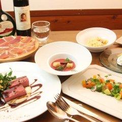 Отель Pension Holahoo Япония, Минамиогуни - отзывы, цены и фото номеров - забронировать отель Pension Holahoo онлайн питание фото 3