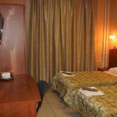 Мини-Отель Добрый Кот Кровать в общем номере фото 24