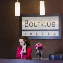 Отель Boutique Hostel Польша, Лодзь - 1 отзыв об отеле, цены и фото номеров - забронировать отель Boutique Hostel онлайн помещение для мероприятий