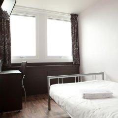 Euro Hostel Glasgow Стандартный номер с различными типами кроватей