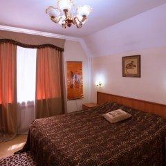 Отель Шато Леопард Домбай комната для гостей