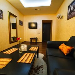 Мини-отель Bier Лога комната для гостей фото 3