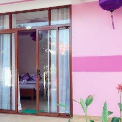 Отель Pink House Homestay 2* Стандартный номер с различными типами кроватей фото 8