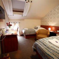 Отель ROUDNA Пльзень в номере