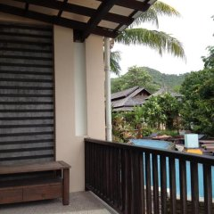 Отель Seashell Resort Koh Tao 3* Вилла с различными типами кроватей фото 23