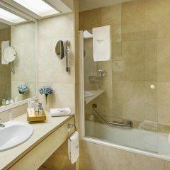 Sercotel Gran Hotel Conde Duque ванная фото 2