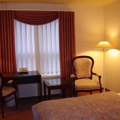 Park Hotel Aalborg 3* Улучшенный номер с двуспальной кроватью