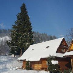 Отель Camping Harenda Pokoje Gościnne i Domki Бунгало фото 32