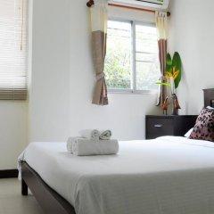 Отель Thanaree Place Таиланд, Бангкок - отзывы, цены и фото номеров - забронировать отель Thanaree Place онлайн комната для гостей фото 3
