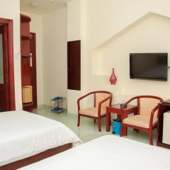 N.Y Kim Phuong Hotel 2* Улучшенный номер с 2 отдельными кроватями фото 12