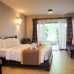 Отель Sarikantang Resort And Spa 3* Стандартный номер с различными типами кроватей фото 10