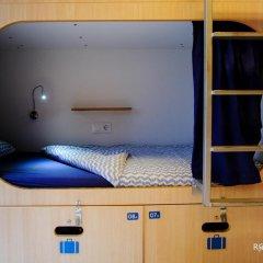 Отель Rocket Hostels Gracia 2* Кровать в общем номере с двухъярусной кроватью фото 2
