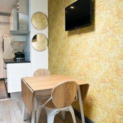 Cityden Museum Square Hotel Apartments 3* Улучшенные апартаменты с различными типами кроватей фото 20