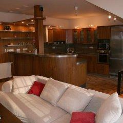 Отель Apartmán Bílá Hora Roudná Апартаменты фото 6