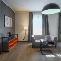 Отель Pullman Riga Old Town Улучшенный номер с различными типами кроватей фото 13