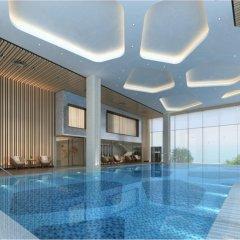 Отель Lakeside Hotel Xiamen Airline Китай, Сямынь - отзывы, цены и фото номеров - забронировать отель Lakeside Hotel Xiamen Airline онлайн бассейн