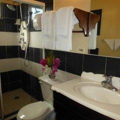 Отель Guest House Villa Mishkan Ямайка, Ранавей-Бей - отзывы, цены и фото номеров - забронировать отель Guest House Villa Mishkan онлайн ванная