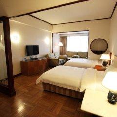 Guangzhou Hotel 3* Люкс с различными типами кроватей фото 3