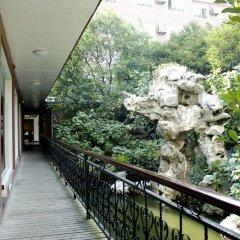 Отель Susheng Hotel Китай, Сучжоу - отзывы, цены и фото номеров - забронировать отель Susheng Hotel онлайн балкон