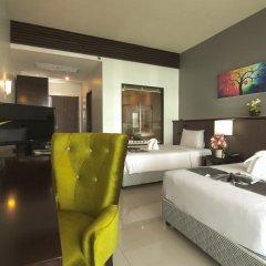 Отель Woraburi The Ritz 4* Улучшенный номер фото 7