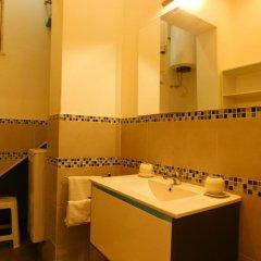 Отель Perla del Borgo Италия, Палермо - отзывы, цены и фото номеров - забронировать отель Perla del Borgo онлайн ванная