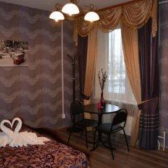 Гостиница Дворики Номер Делюкс с различными типами кроватей фото 17