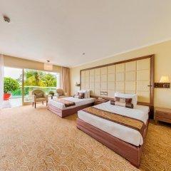Sea Links Beach Hotel 5* Улучшенный номер с различными типами кроватей фото 4
